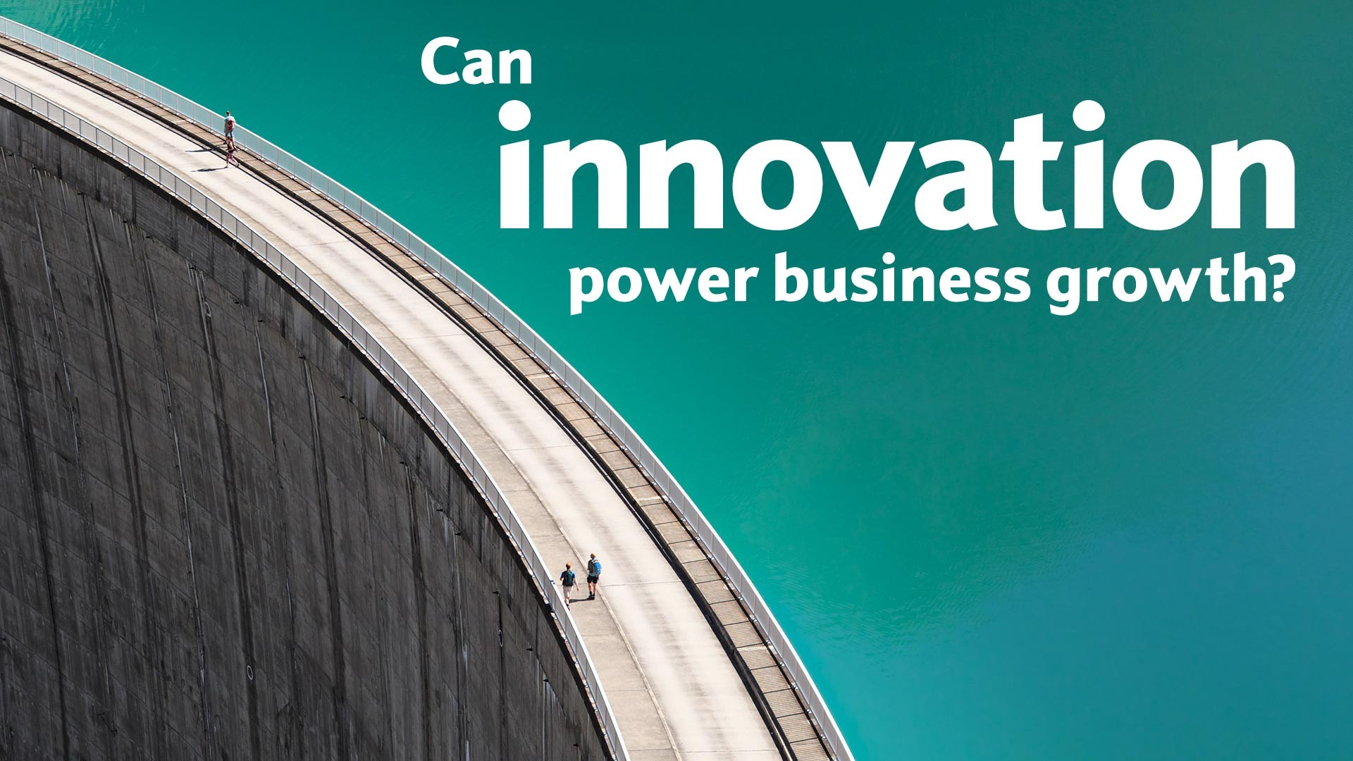 Can innovation power business growth?